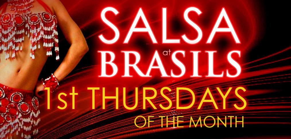 First Thursday Brasils