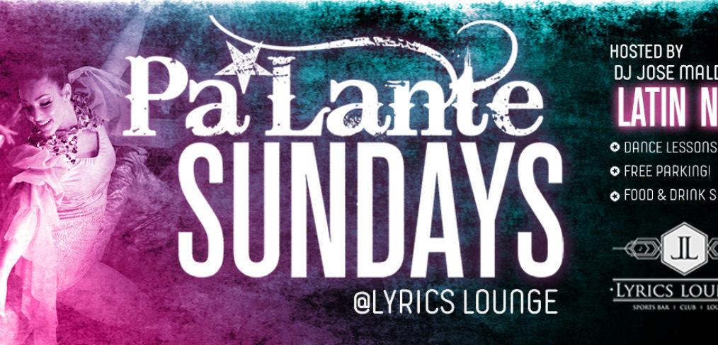 Salsa Lyrics Lounge