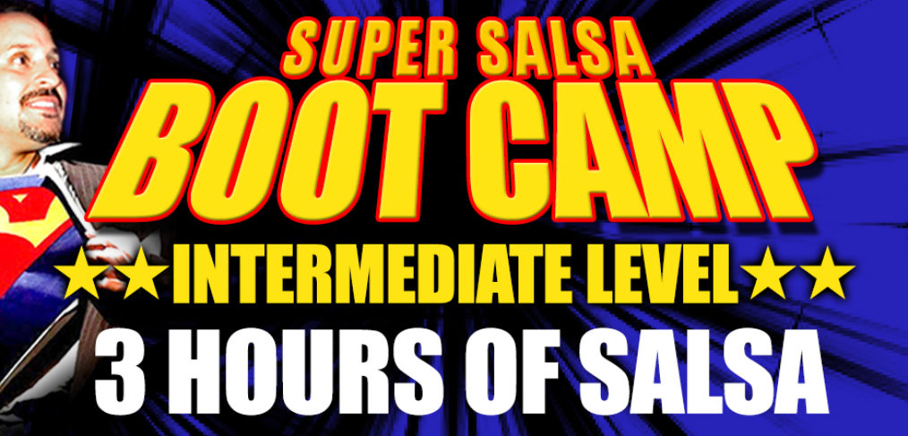 Estilo Intermediate Salsa Bootcamp